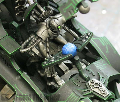 Necron ghost ark conversion