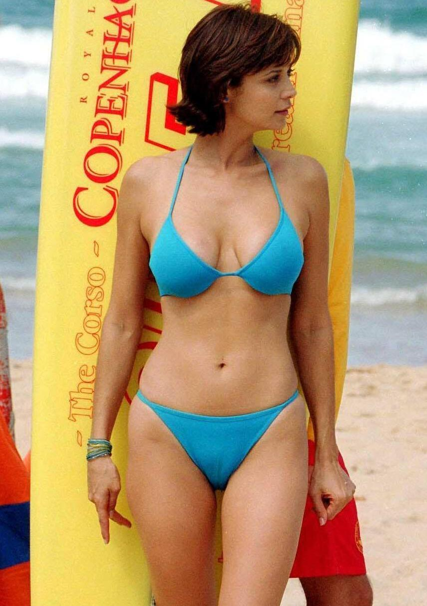 Milfs catherine bell ass