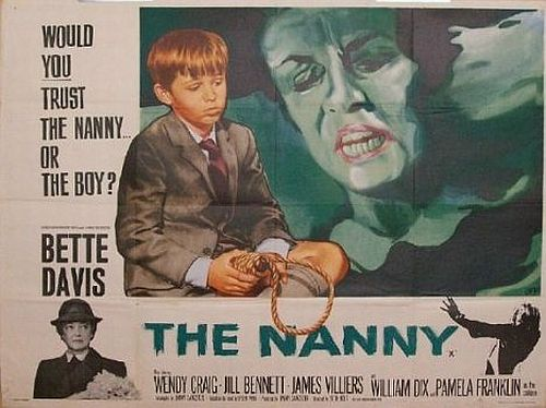 The Nanny 1965 poster