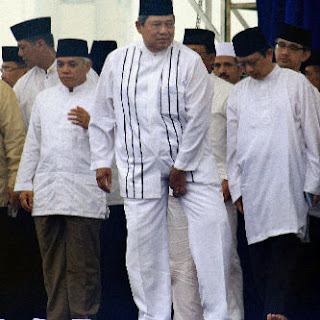 Susilo Bambang Yudhoyono, SBY, Presiden Indonesia