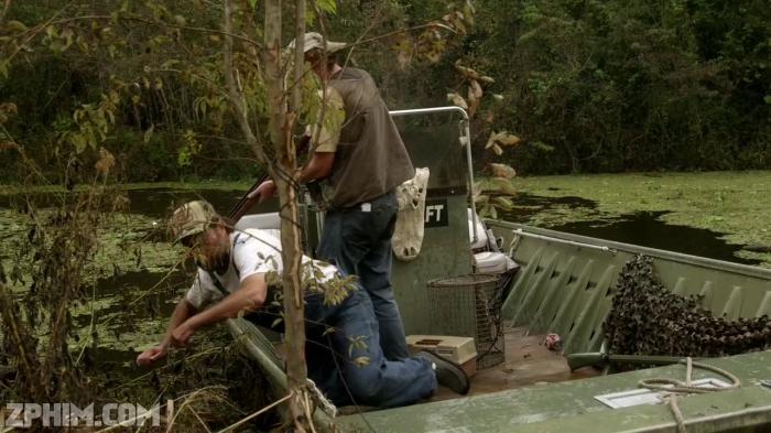 Ảnh trong phim Quái Cá Ăn Thịt Người - SnakeHead Swamp 2
