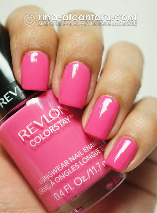 Revlon ColorStay Passionate Pink