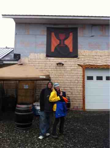 Malty Tasker: The Vermont Loop: Beer Run and Review for Hill Farmstead