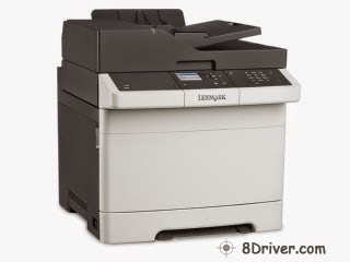 download and install Lexmark CX310 printer driver