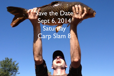 Save the date for Carp Slam 8 - 2014  9/6/2016
