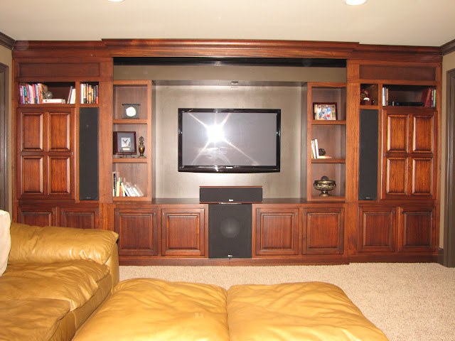 All The Cabinets In Kitchenette Match Entertainment Center So My Question Is Have Any Of You Worked With Granite As A Table Top Before