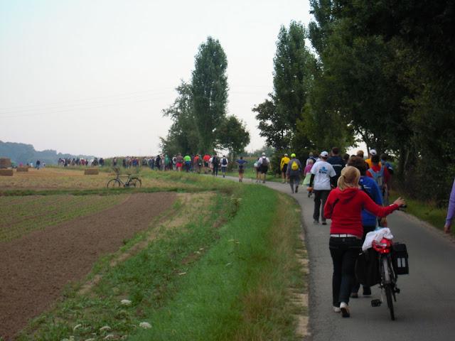 """12 août 2011: 42ème édition des 100km de la """"Dodentocht"""" DSCN5726"""