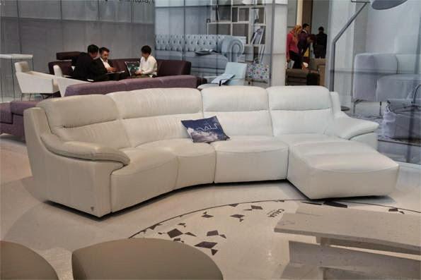 mẫu ghế sofa da thật số 10