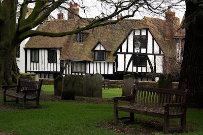 Tudor House in Rye