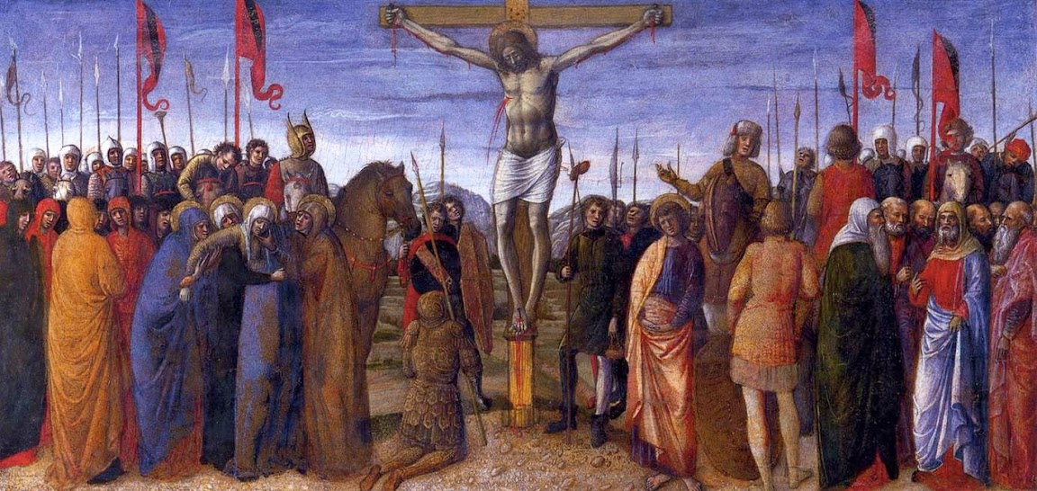 Jacopo Bellini - Crucifixion