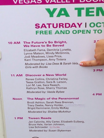 Highlights From The Vegas Valley Book Festival
