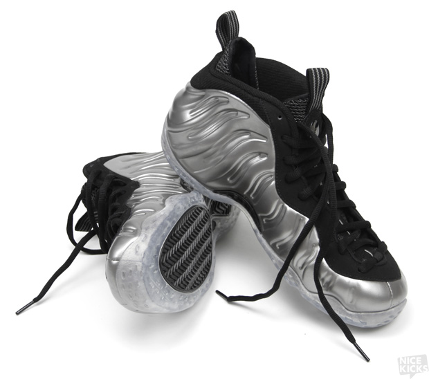 Black Aurora Nike Air Foamposite One coming in September ...