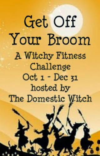 Get Off Your Broom Week 4 Check In And Week 5 Challenge