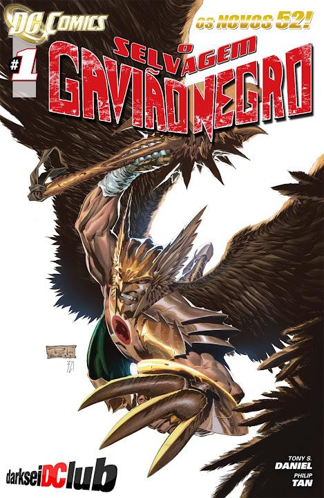 O Selvagem Gavião Negro (Os Novos 52)