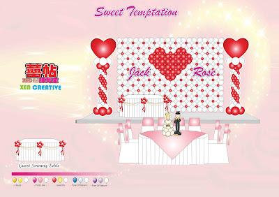 Decoration Wedding Card Servies Ipoh Perak Malaysia