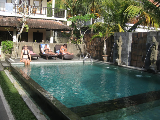 Great pool in Ubud