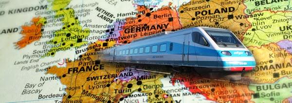 Viaje de InterRail (Europa)