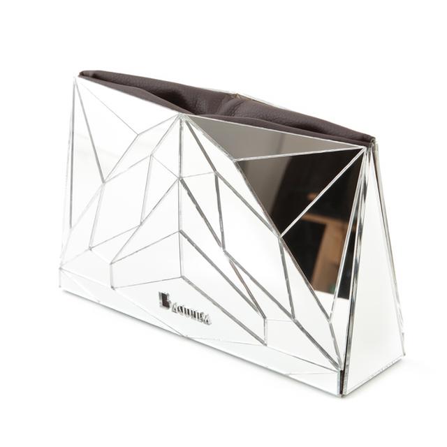 *「立體幾何拼接」BAGUERA:設計師Branca Cuvier的手拿包! 5