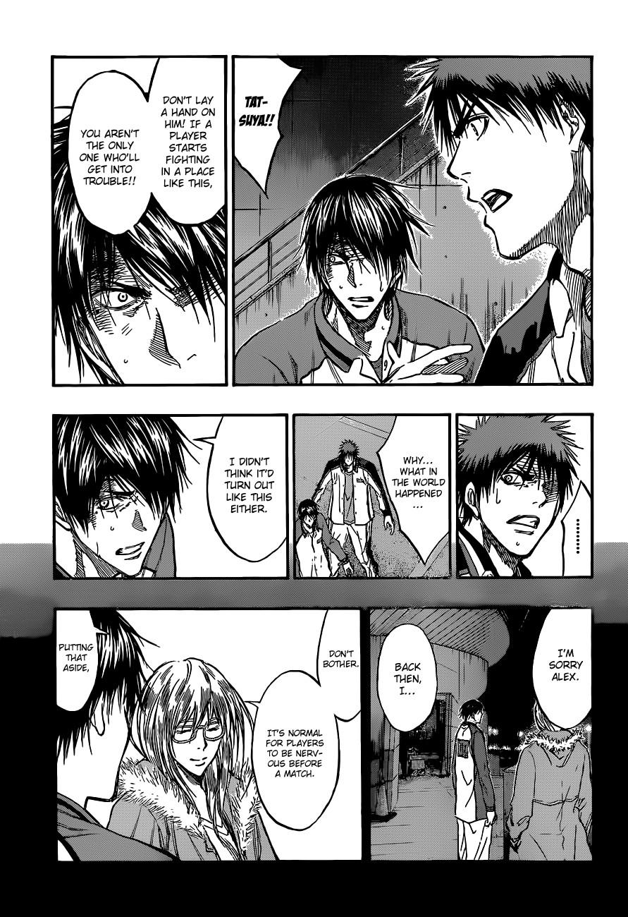 Kuroko no Basket Manga Chapter 170 - Image 05