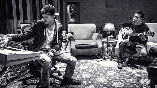 Serj Tankian participará do novo álbum de Avicii
