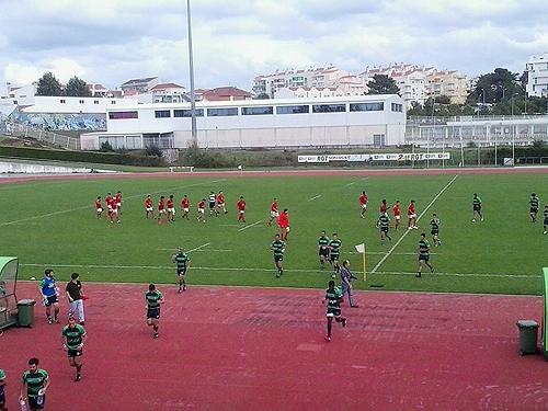 Benfica venceu por 32-27