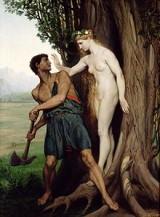 Greek Nymphs Hamadryades Image