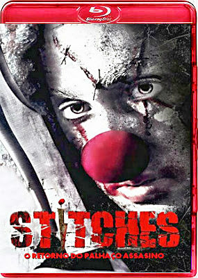 Filme Poster Stitches: O Retorno do Palhaço Assassino BDRip XviD Dual Audio & RMVB Dublado