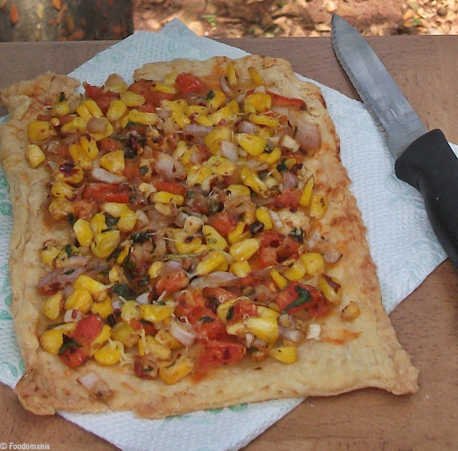Summer Vegetable Tart Recipe