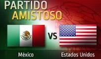Mexico Estados unidos vivo online amistoso 15 Agosto