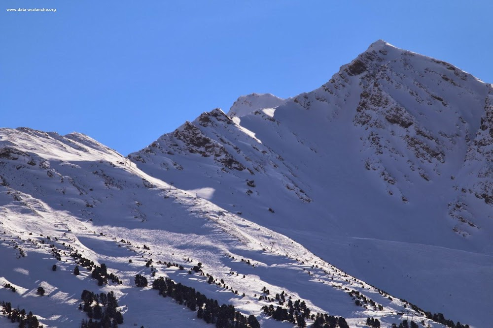 Avalanche Haute Maurienne, secteur La Norma, Secteur du Clot - Photo 1