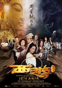 Tân Tây Du Ký - Mối Tình Ngoại Truyện - A Chinese Odyssey - Journey To The West (Conquering The Demons) poster