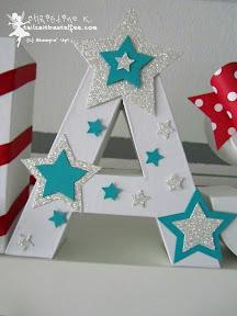 stampin up christmas weihnachten  stars sterne