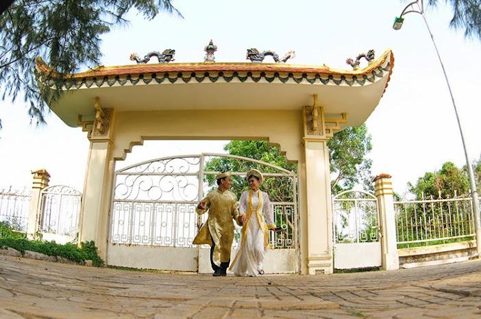 Hình cưới do học viên khóa K138 do KS Hiếu tổ chức chương trình dạy nhiếp ảnh siêu tốc tại Việt Nam năm 2014.