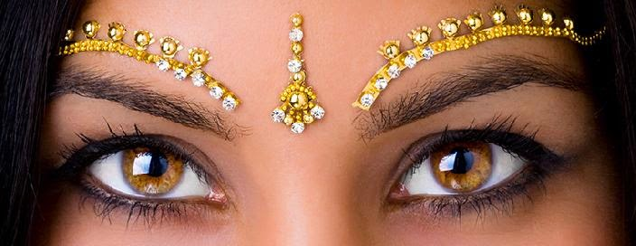 Bindis by Visions of India