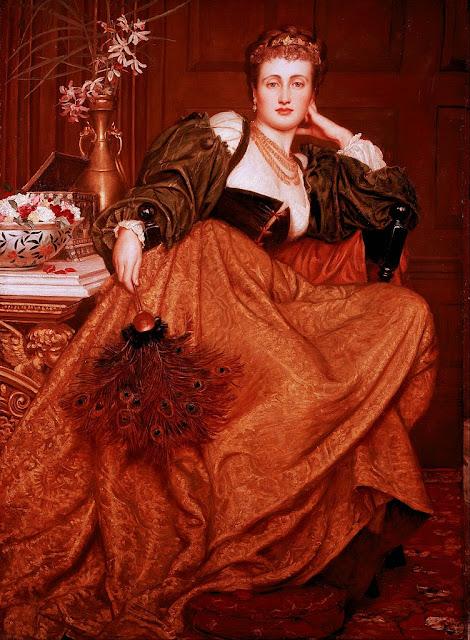 Valentine Cameron Prinsep - Leonora of Mantua