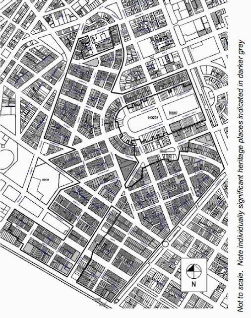 Albert Park Residential Heritage Precinct