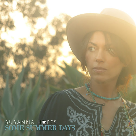 Susanna Hoffs - Some Summer Days EP cover