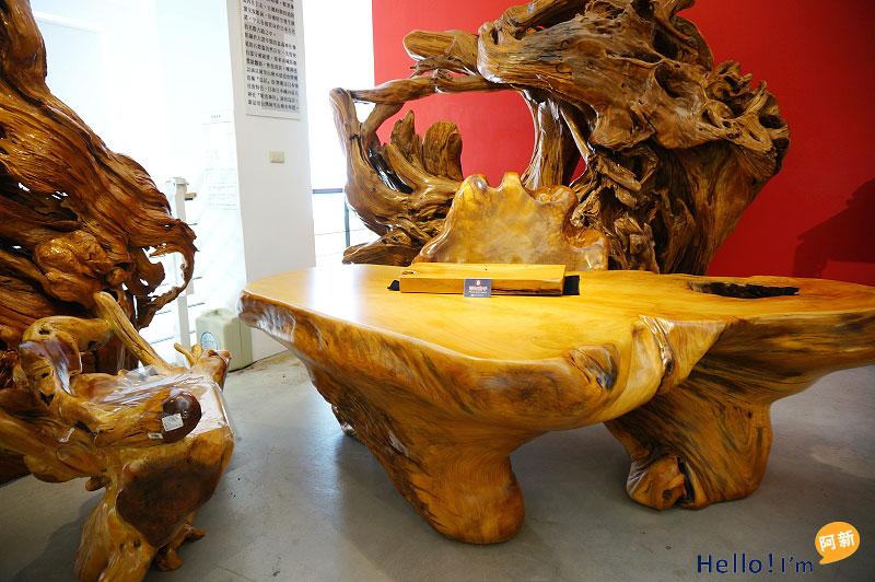龍井景點,希諾奇檜木博物館