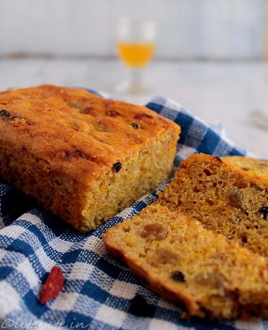 Cornish Saffron Bread, eggless, wholewheat and healthy!