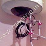 instalarea boilerului electric