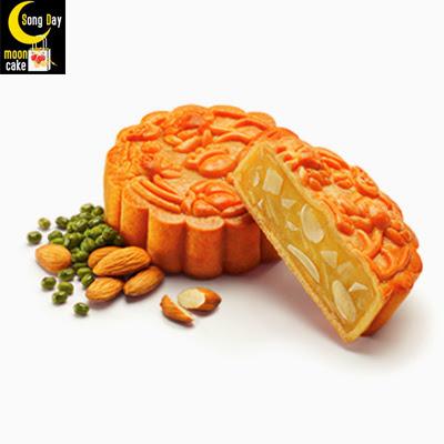 Bánh trung thu Kinh Đô bánh xanh