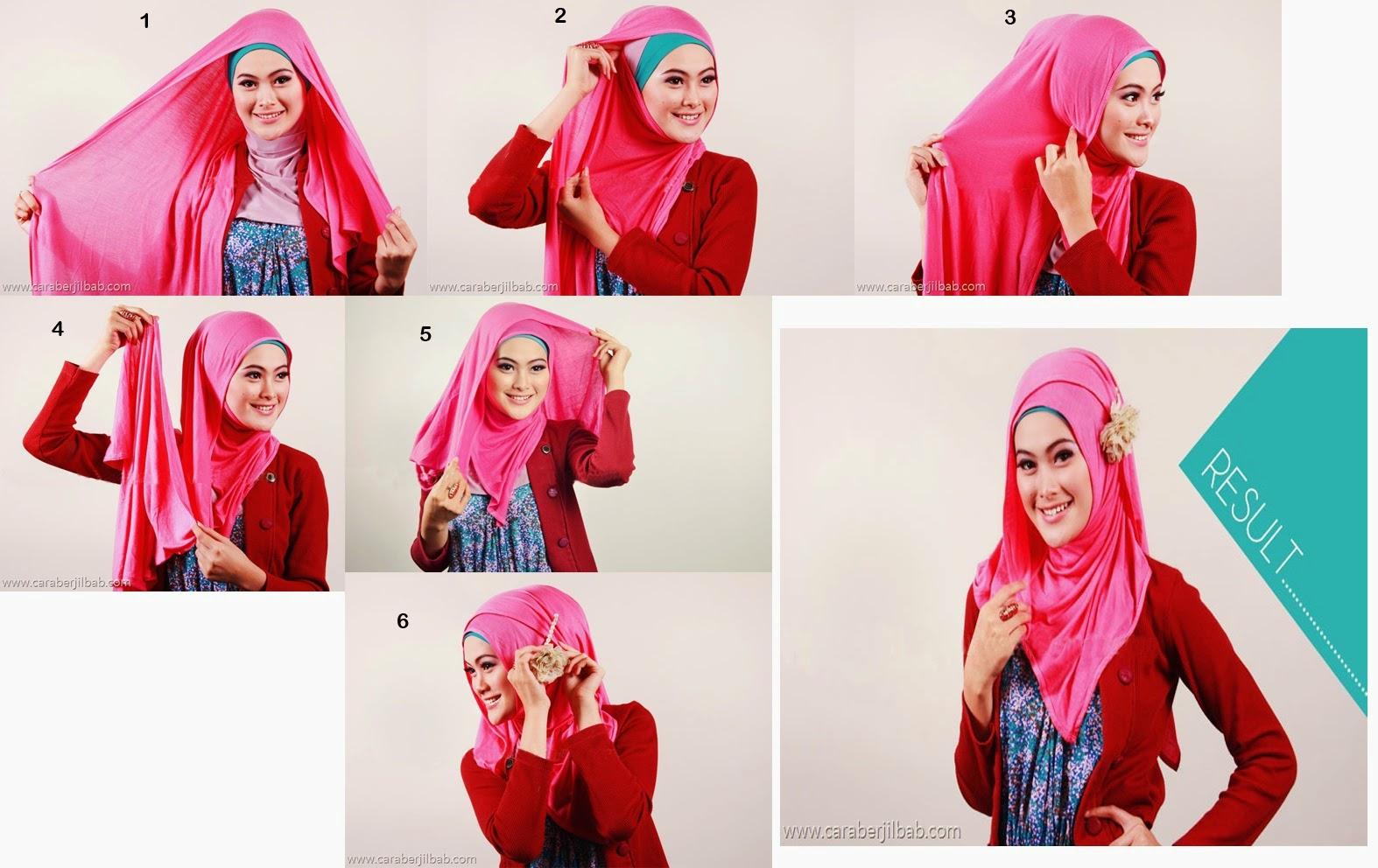 Video Cara Pakai Hijab Kumpulan Hijab