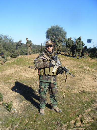 HDS en la Combat training DARK COMPROMISES DSCF7675