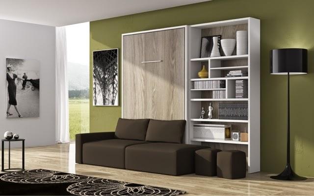 Ideas para amueblar un estudio apartamento peque o - Amueblar apartamento ...