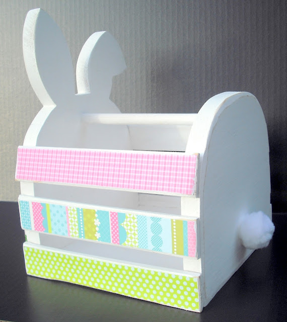 Handmade Wooden Easter Baskets : Crafty sisters easter baskets