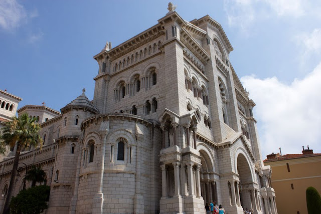 Ницца Монако и побережье авто или поезд Нужен совет