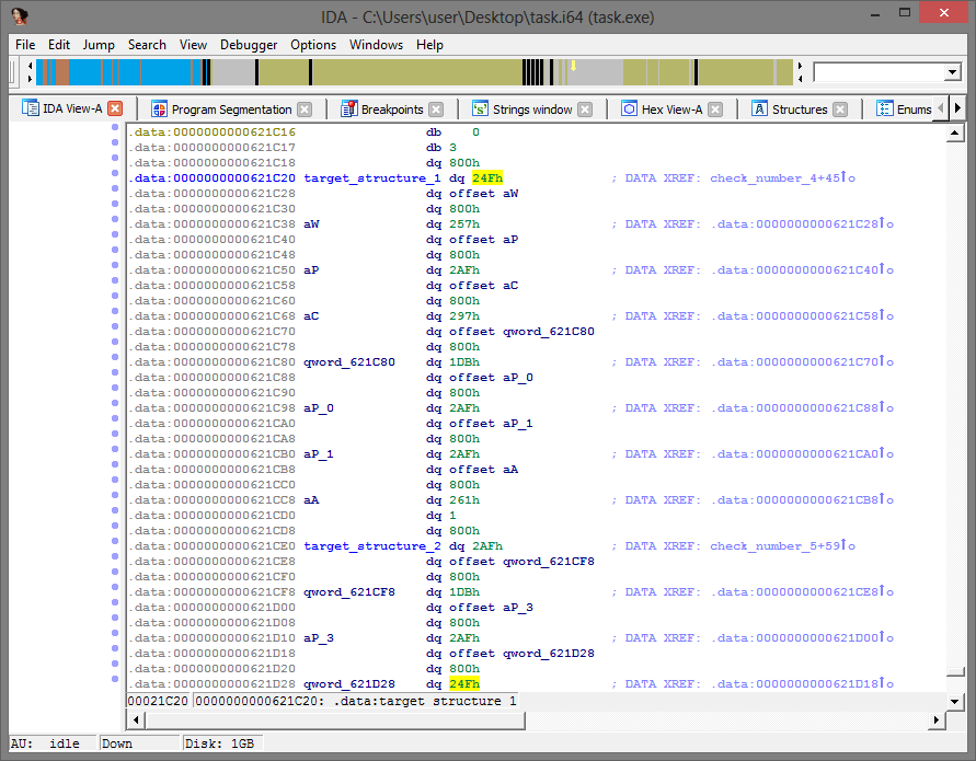 reverse engineering exe ctf