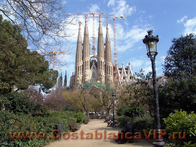 Barcelona, Барселона, CostablancaVIP