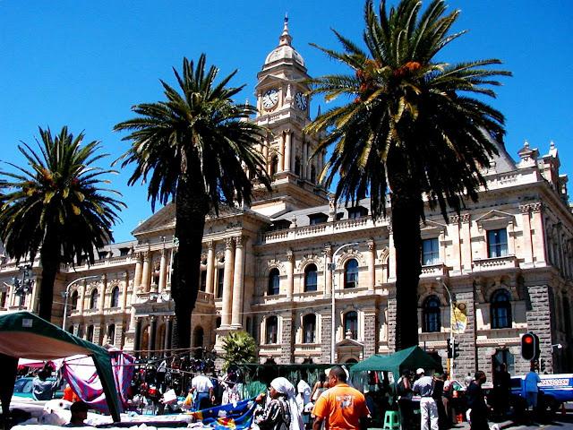 Centro storico di Cape Town