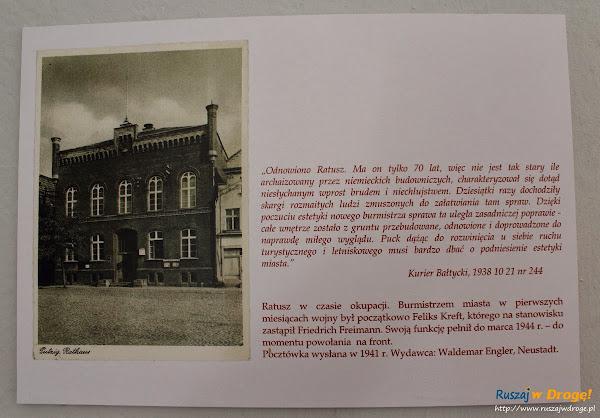Muzeum Ziemi Puckiej - pocztówki